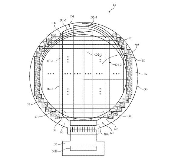 Apple может создать умные часы с круглым экраном
