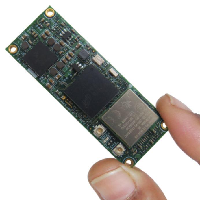 eSOMiMX6-micro — микросистемой с минимальным энергопотреблением в ассортименте e-con Systems