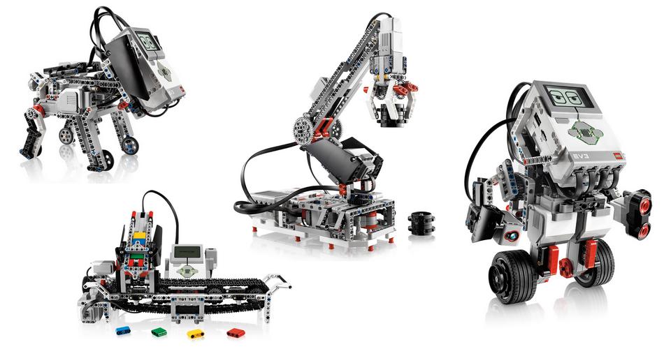 Осваиваем премудрости электроники и робототехники при помощи конструкторов - 5