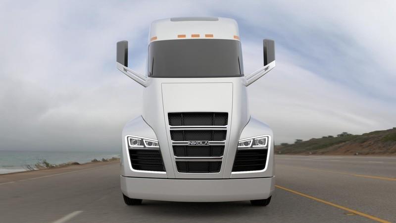 Nikola One: первый в мире водородный грузовик из США - 1