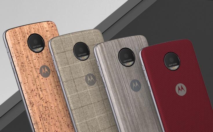 Каждый второй владелец смартфона Moto Z использует модули