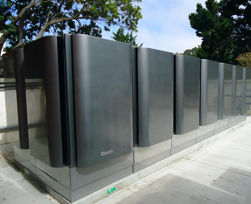 Топливные элементы как один из источников энергии для дата-центра - 1