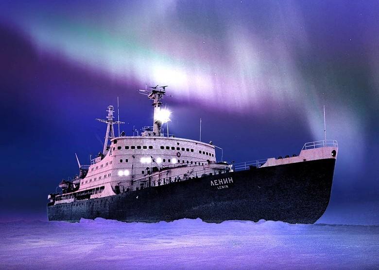 Мирный атом взламывает льды: наш атомный ледокольный флот - 1