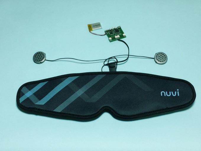 Отгрузка масок для сна Nuvi должна начаться в январе