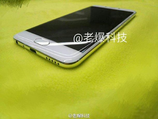 новый смартфон Meizu с изогнутым дисплеем получит SoC Samsung Exynos 8890