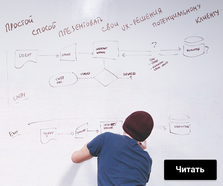 Простой способ презентовать свои UX-решения потенциальному клиенту - 1