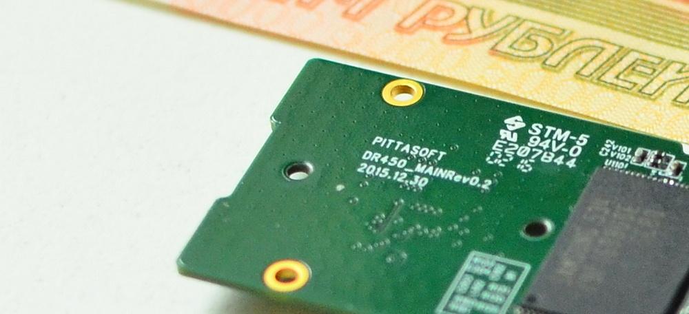 BlackVue DR450-1CH GPS: необычный корейский регистратор с бюджетной ценой и отличным качеством видео - 19