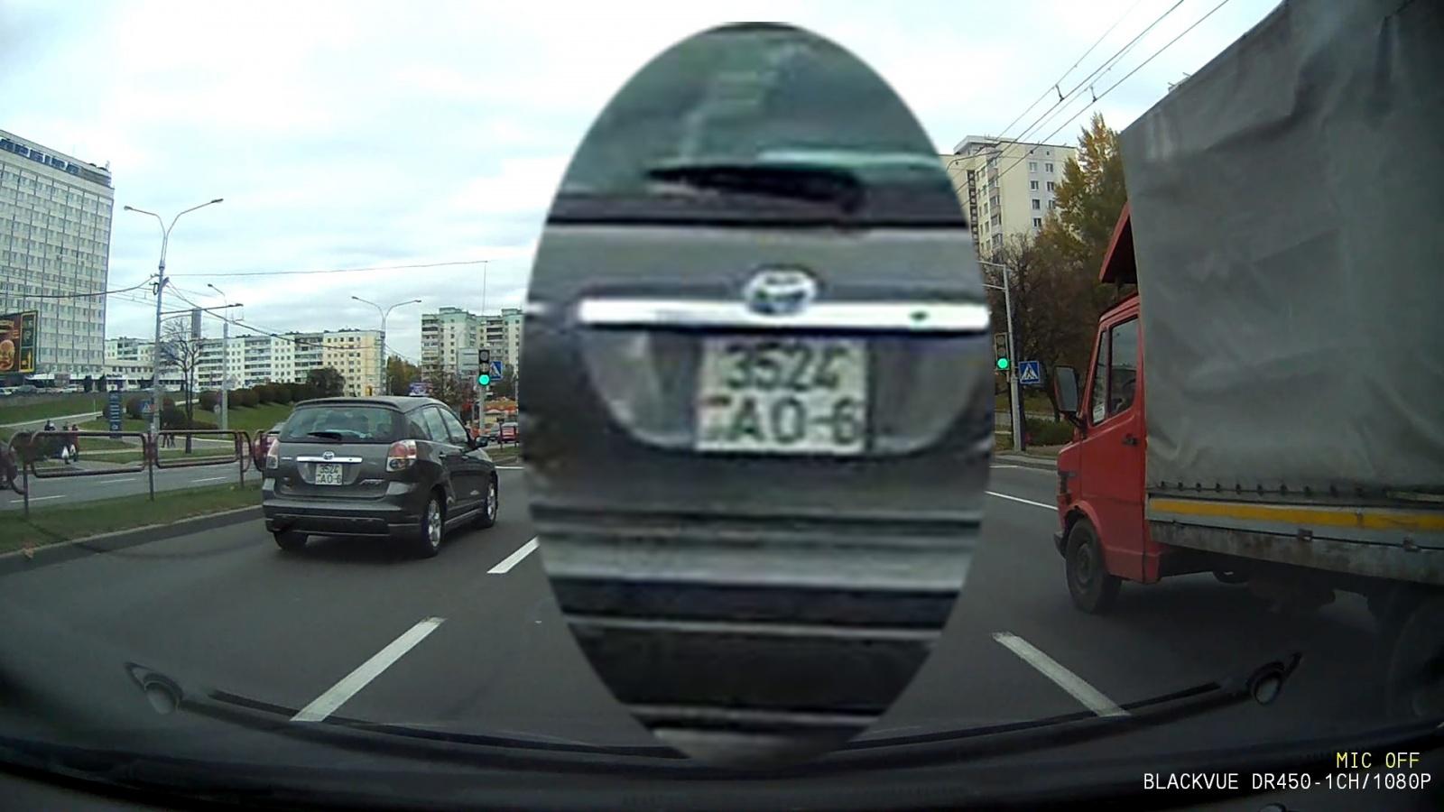 BlackVue DR450-1CH GPS: необычный корейский регистратор с бюджетной ценой и отличным качеством видео - 25
