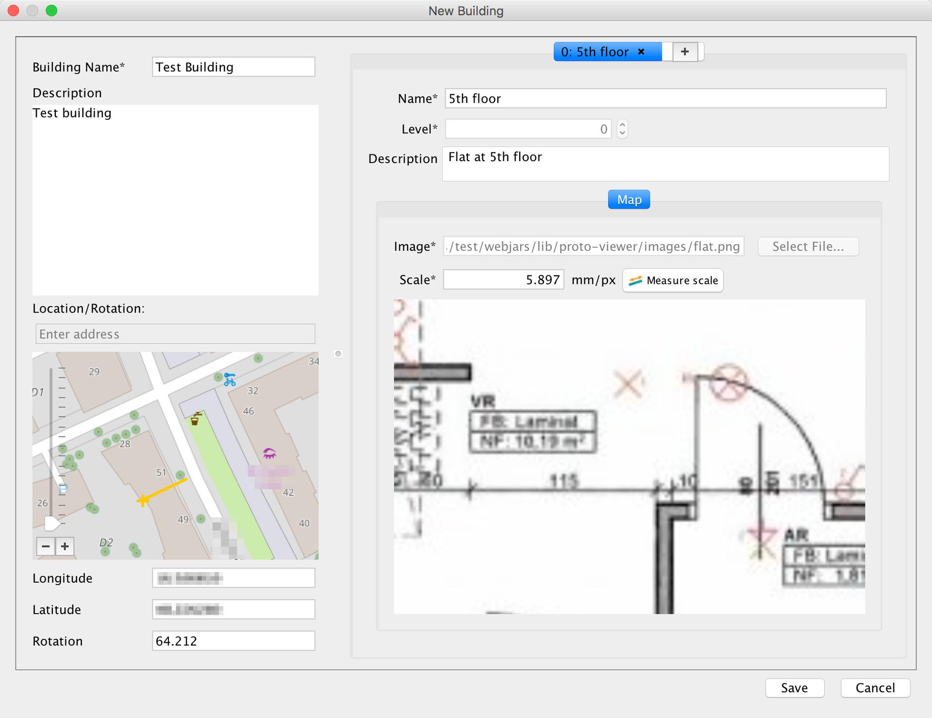 Навигация внутри помещений — первые шаги с indoo.rs NavigationSDK - 7
