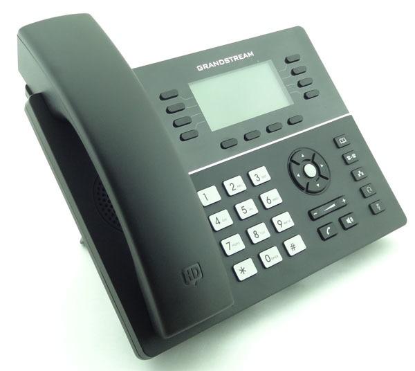 Новая серия IP-телефонов Grandstream GXP1700 - 1