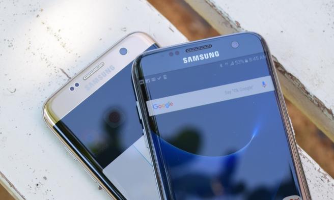Смартфон Samsung Galaxy S8 получит панель Super AMOLED нового поколения
