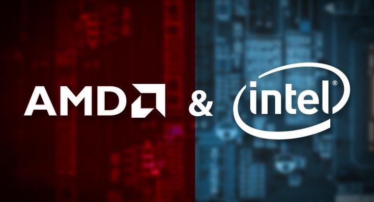 Intel будет лицензировать технологии AMD для своих iGPU