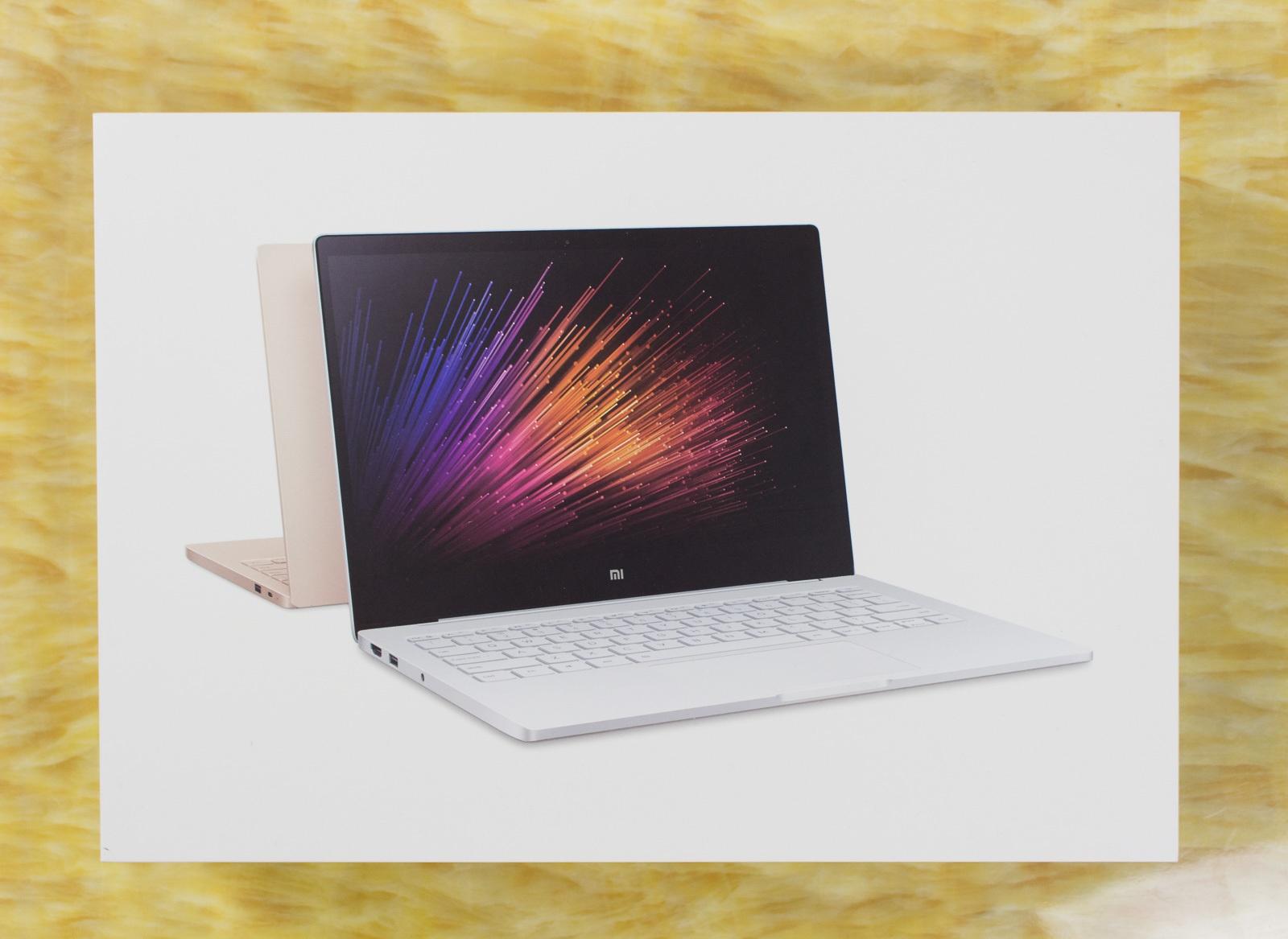 Xiaomi Mi Air 13 Laptop — еще один отличный китайский ноутбук, совершенно непохожий на Macbook - 1