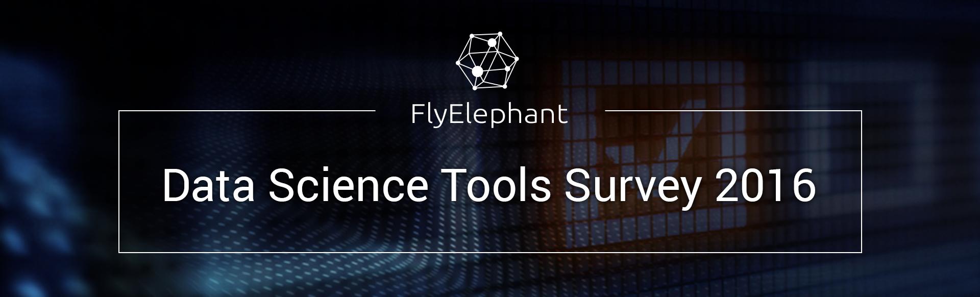 Опрос Data Science Tools - 1