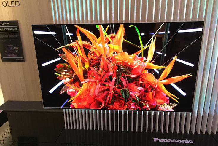 Продажи телевизоров Sony 4К OLED начнутся во втором полугодии 2017 года