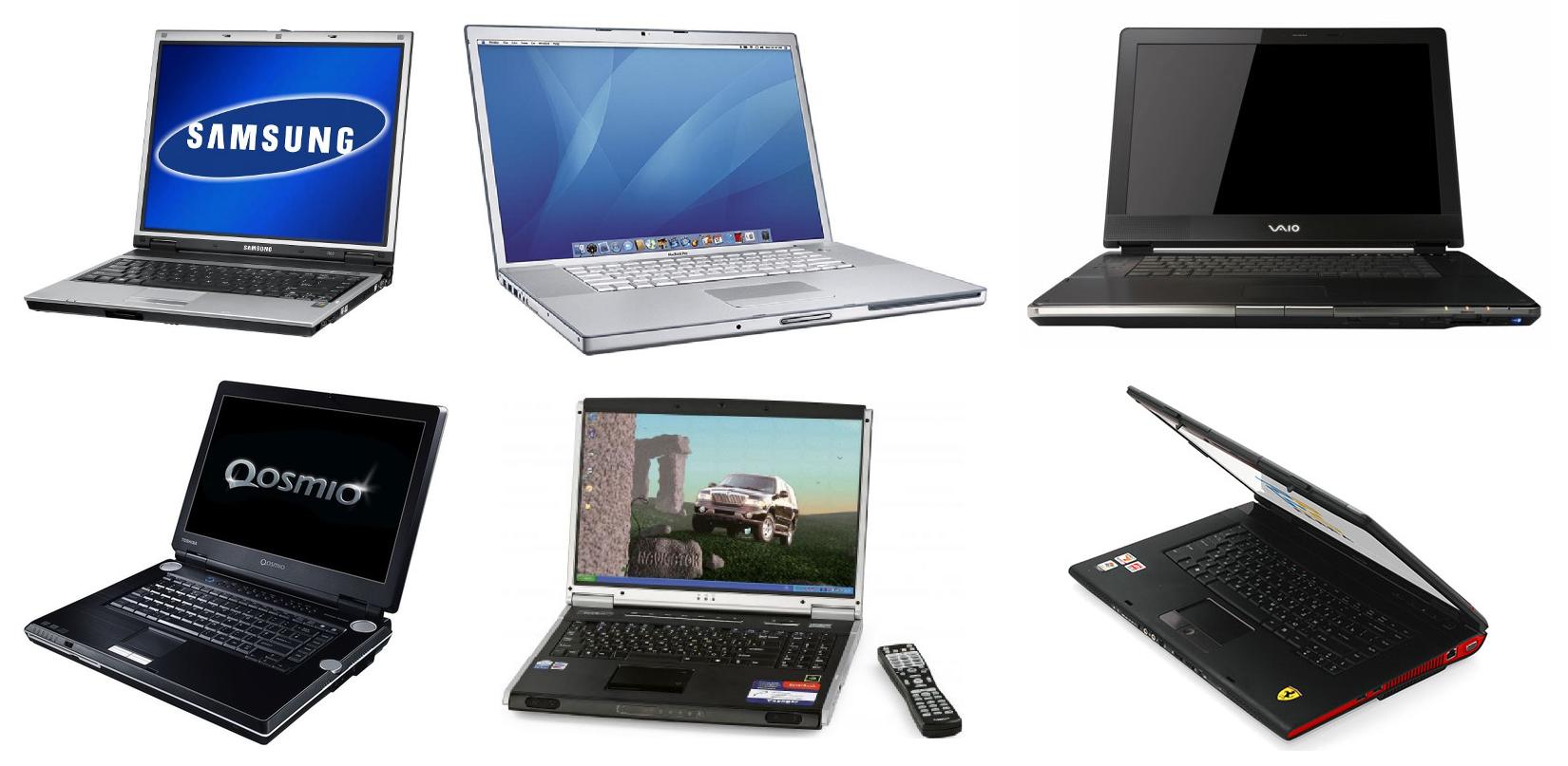 Вперёд в прошлое: ноутбуки 2006 года, которые мы покупали в России - 1