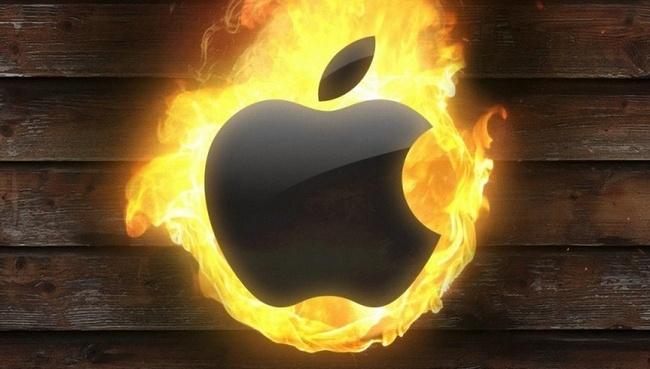 Из Китая поступает информация о нескольких случаях возгорания iPhone 6