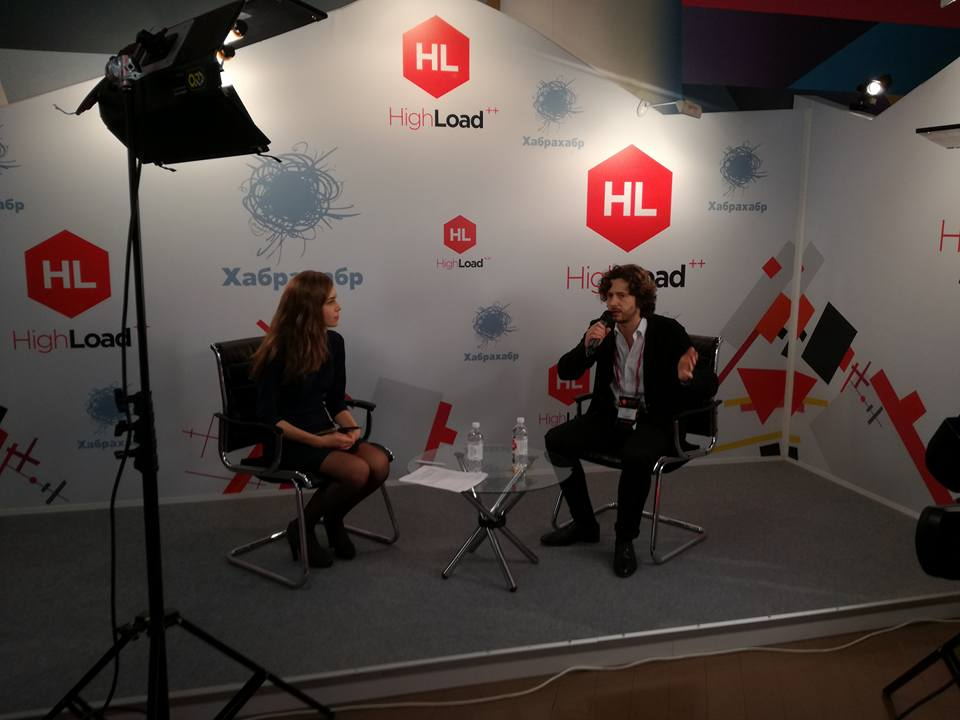 HighLoad++2016: как это было - 1
