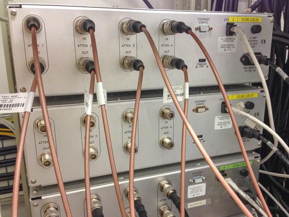 Лаборатория «МегаФона»: как сотовый оператор тестирует технику - 31
