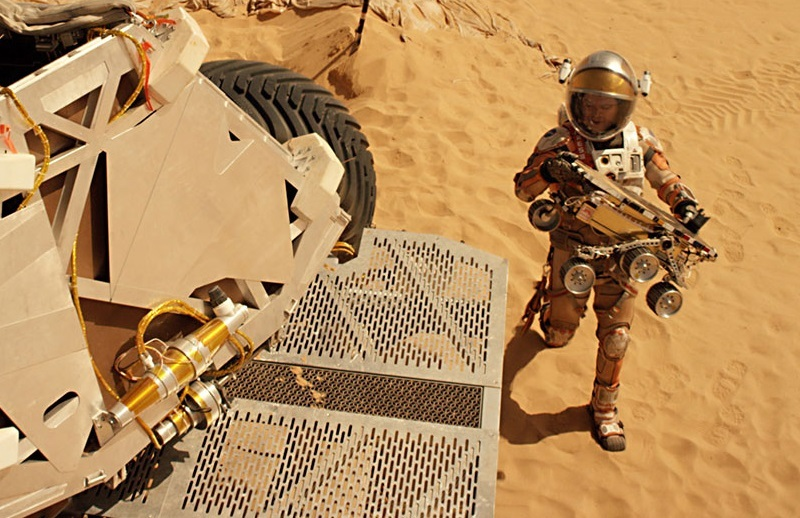 Первый баг на Марсе - 1