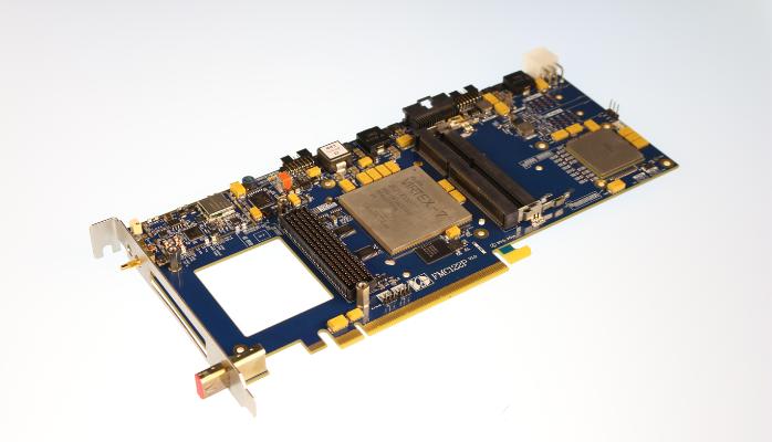 Реализация PCI Express v3.0 x16 на ПЛИС Virtex 7 - 1