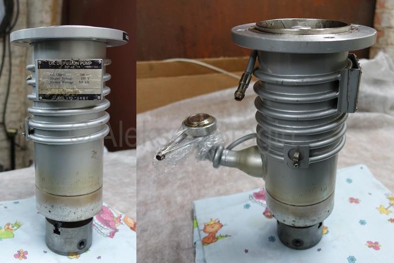 Электронный микроскоп в гараже: Про вакуум - 10
