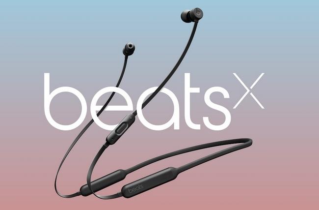 Apple задерживает выпуск наушников BeatsX на 2-3 месяца