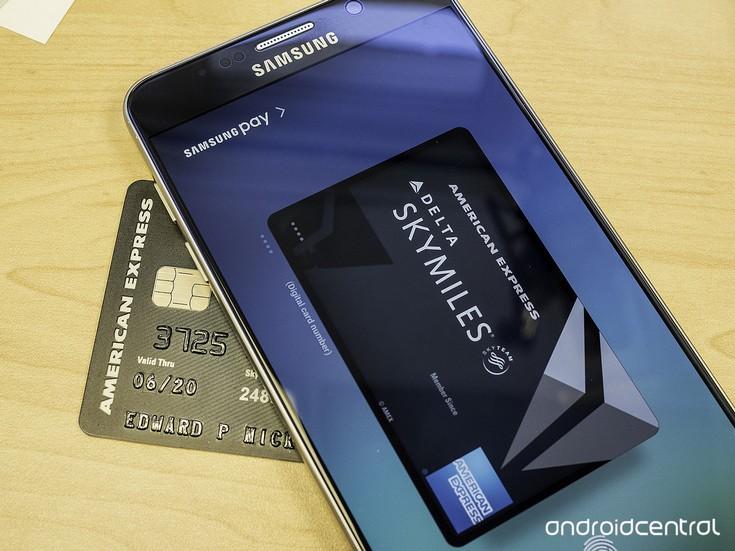Сервис Samsung Pay Mini не появится на iOS