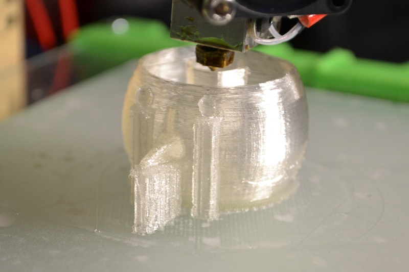 Импортозамещение снеговиков, или готовимся к Новому Году с 3D-принтером «3D-Старт» от Даджет - 18