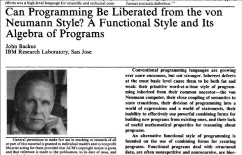 Персона. Джон Бэкус — создатель первого языка программирования высокого уровня - 7