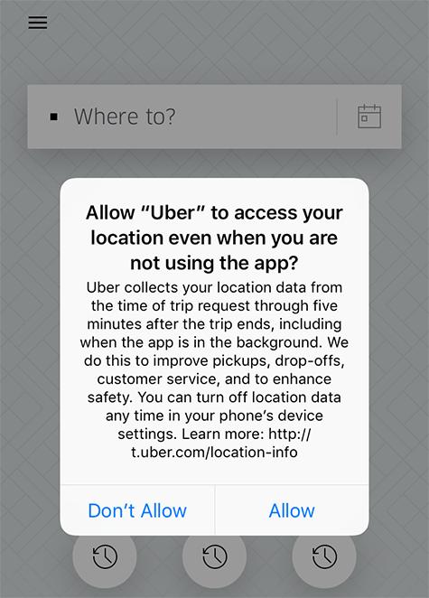Сотрудники Uber использовали «режим Бога» для слежки за бывшими - 2