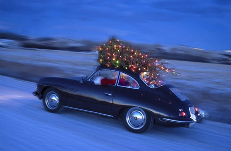 Автомобильный дайджест: Что почитать, посмотреть и послушать в новогодние праздники - 1