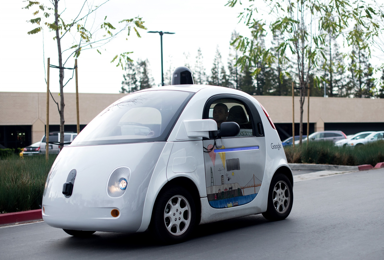 Беспилотные автомобили Google получили юридическое лицо: Waymo - 3