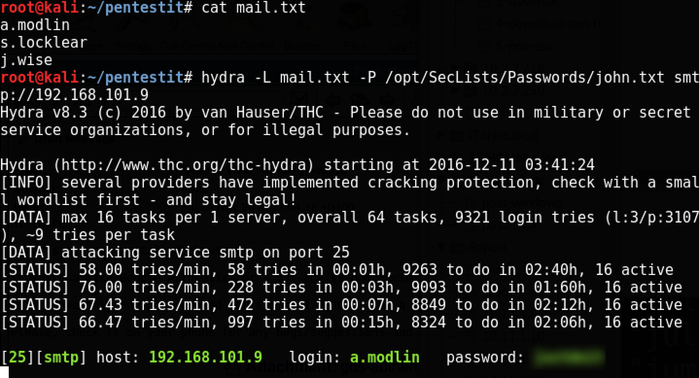 Пентест в Global Data Security — прохождение 10-й лаборатории Pentestit - 19
