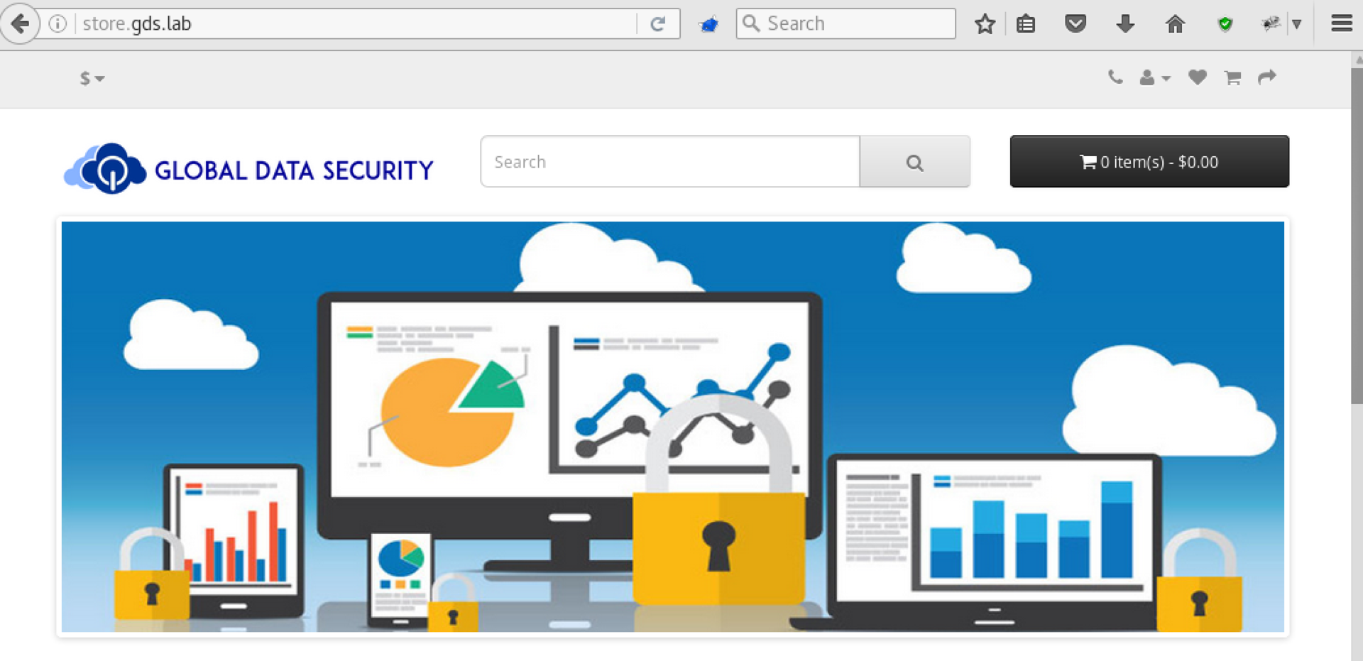 Пентест в Global Data Security — прохождение 10-й лаборатории Pentestit - 5