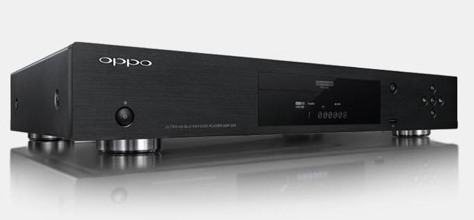 Плеер Ultra HD Blu-ray Oppo UDP-203 оценен в 69 990 руб.