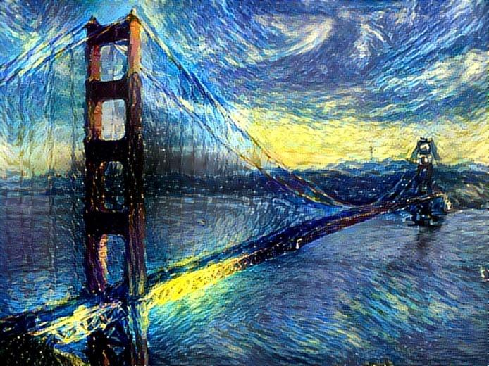"""Создайте свои собственные """"Нейронные Картины"""" с помощью Глубокого Обучения - 4"""