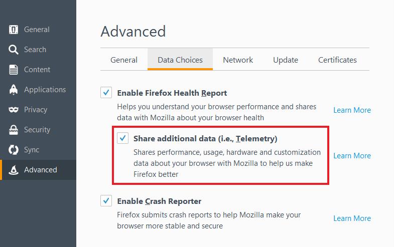 Mozilla выпустила статистику «железа» на клиентских ПК - 3