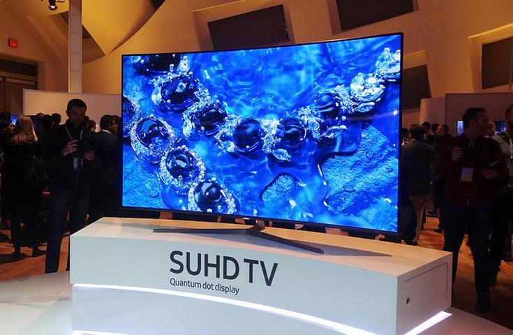 Sharp больше не будет поставлять Samsung панели для телевизоров