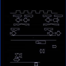 Разработка игры Frogger для компьютера Vectrex - 6
