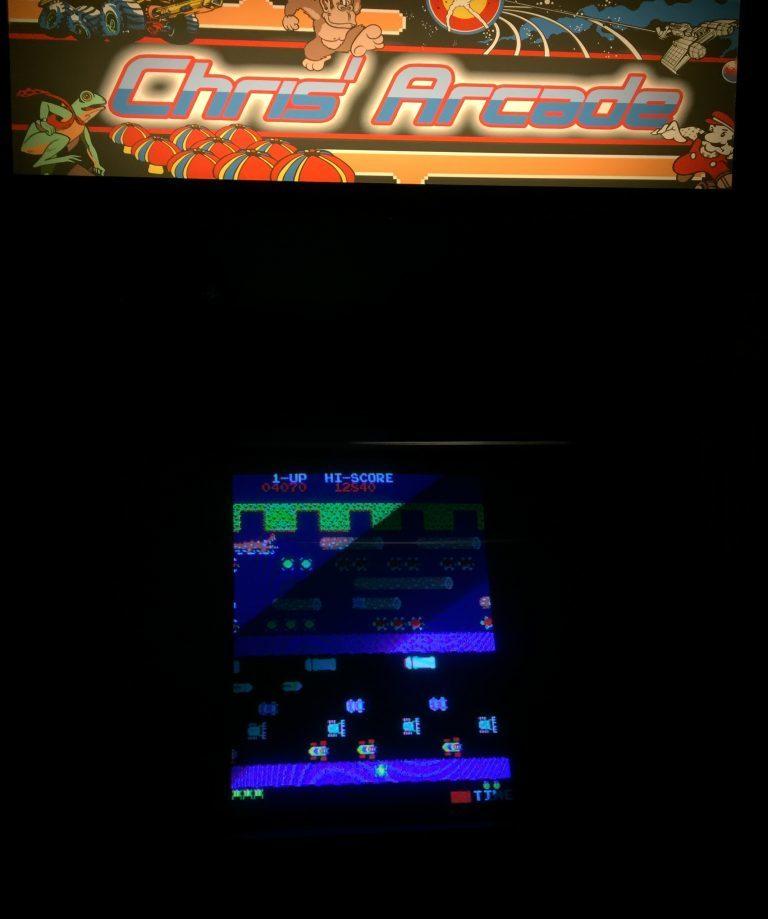 Разработка игры Frogger для компьютера Vectrex - 7