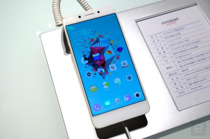 Смартфон Coolpad Cool Changer S1 стоит от $360