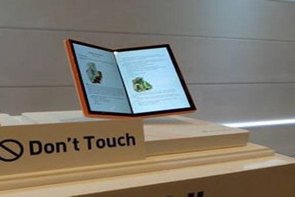 LG Display рассчитывает поставлять складные панели OLED компаниям Apple, Google и Microsoft