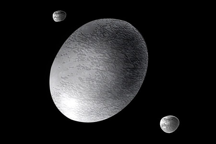 Целый новый мир на краю Солнечной системы - 3
