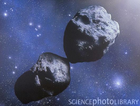 Целый новый мир на краю Солнечной системы - 7