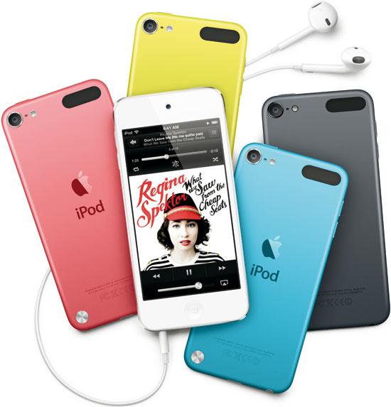 Плеер iPod Touch шестого поколения можно купить у Apple с экономией в 15%