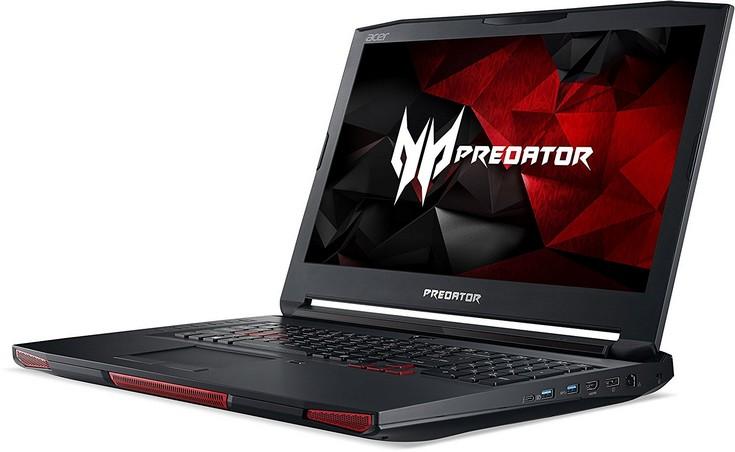 Новая версия ноутбука Acer Predator 17X станет намного производительнее