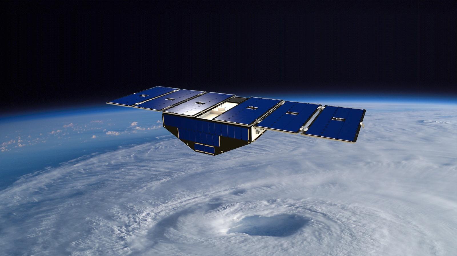 НАСА запустило спутники с ракеты, запущенной с самолёта - 1