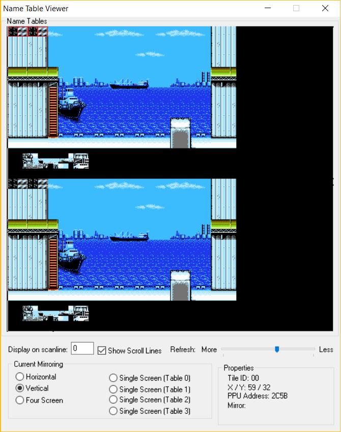 Создание инструментов для исследования NES-игр - 3