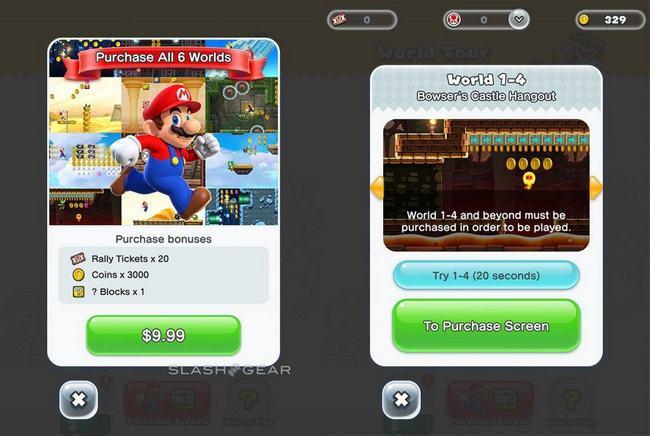 За сутки Super Mario Run скачали около 10 млн пользователей устройств с iOS, которые потратили на игру $4 млн